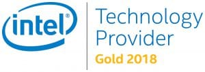 Intel Technology Provider GOLD 2018